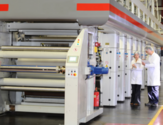 Safety protections in Paper Printing
