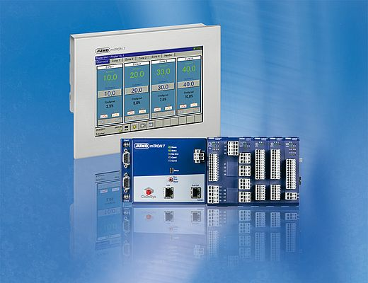 Measurement, Control & Automation System