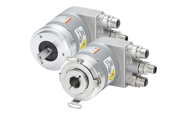 Absolute EtherCAT Encoders