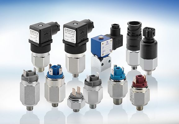Pressure / Vacuum Switches