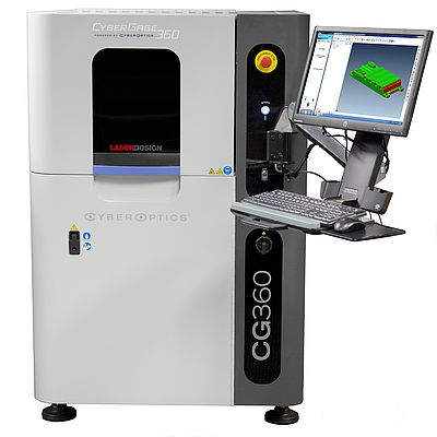 Automated 3D scanning and inspection system