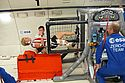 Astronaut Treadmill Drives Protected by Profile Dampers