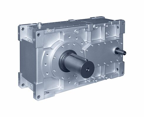 Parallel & Bevel Helical Gearboxes