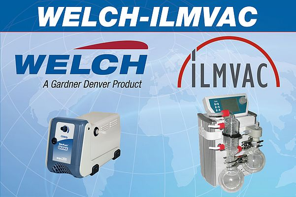 Gardner Denver: New Welch-Ilmvac Business Unit