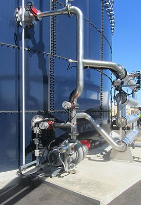 Anaerobic Digestion Plant Makes Australia Green