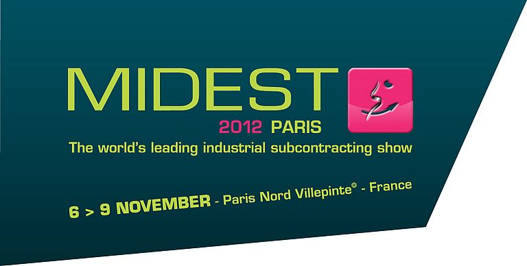 MIDEST 2012 at the Heart of Industry's Challenges