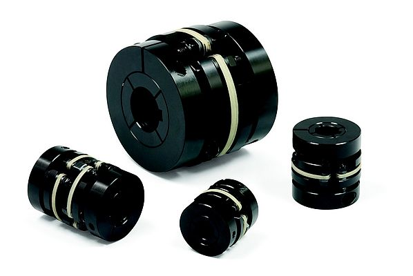 Aluminum CD Couplings