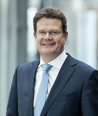 Christian Leicher is the new President and CEO of Rohde & Schwarz