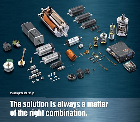 High-precision drives and systems, product range