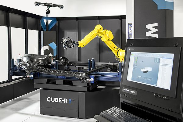 How to Tie Metrology to Robotics for Quality Control?