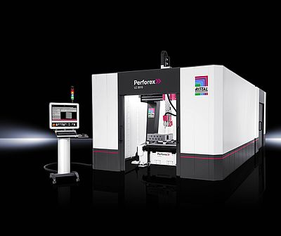 Rittal's New Laser Machining Centre