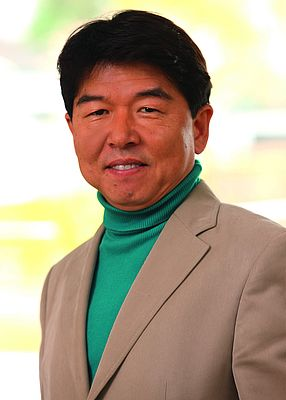 Key Yoo, founder of Tri-TEK, now Managing Director of Beckhoff Korea