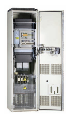 Variable speed drive helps to manoeuvre