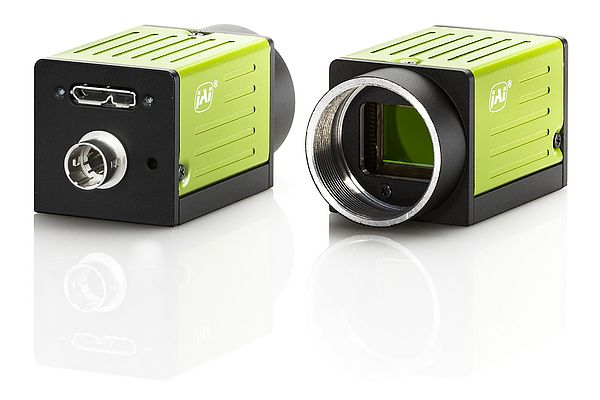 Small & Versatile 5-Megapixel Industrial Camera