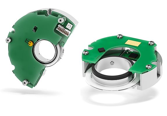 Compact Optical Kit Encoders
