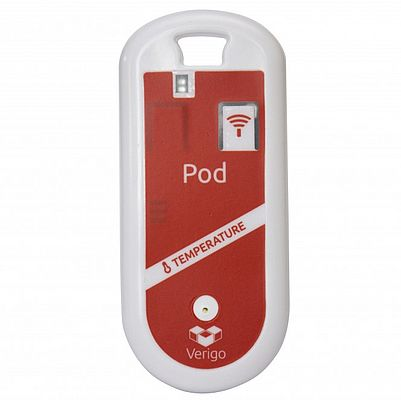Verigo Model PB3 Reusable Temperature Data Logger