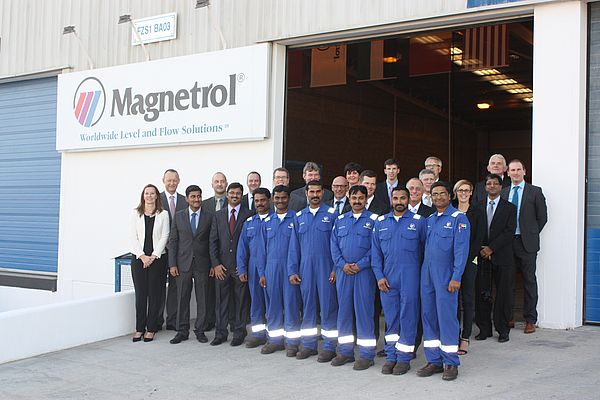 Magnetrol Opens New Production Facility in United Arab Emirates