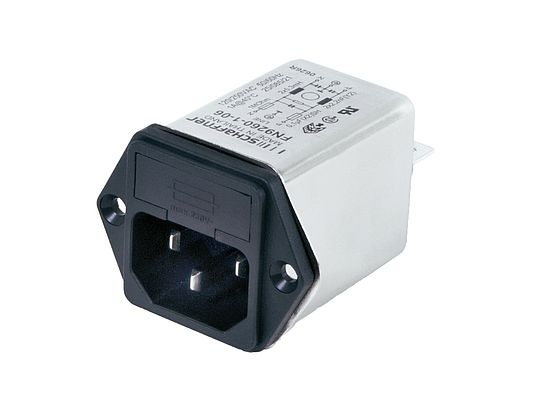 IEC Power Entry Module