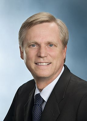 Chuck Grindstaff, president and CEO, Siemens PLM Software