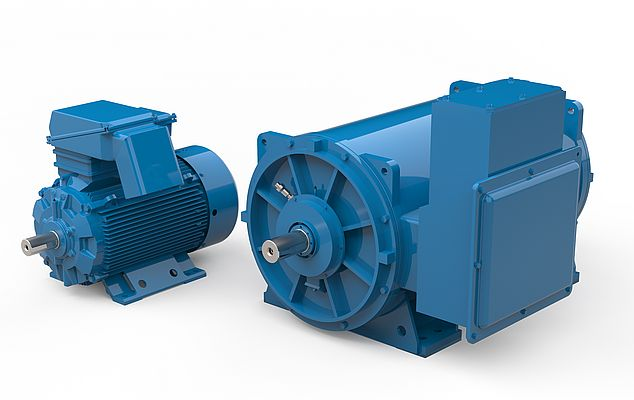 Induction Nuclear Motors