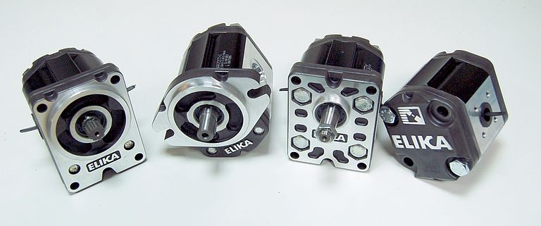 Elika gear pumps