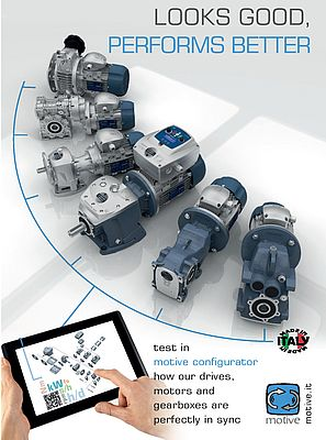 DELPHI three-phase motors