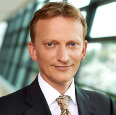 Andreas Evertz, new CEO of Flender Group