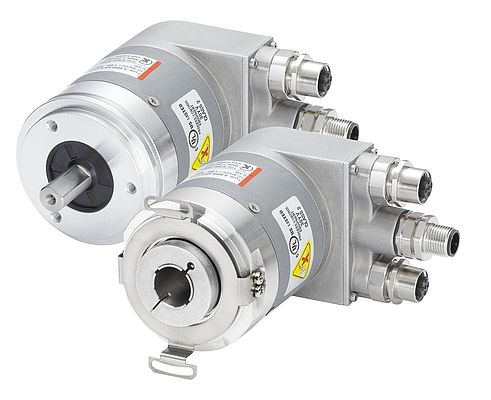 Sendix Absolute Multiturn Encoders