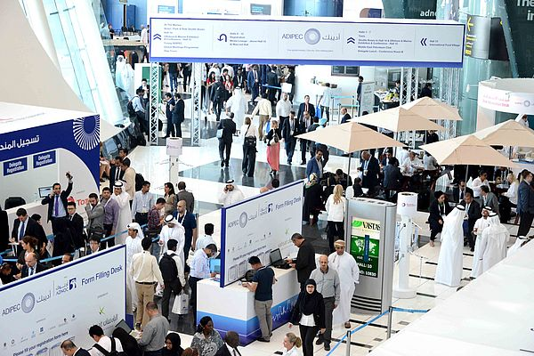 ADIPEC 2017 to Host World's Energy Giants