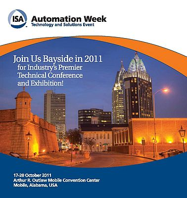 ISA Automation Week: Technical Conference and Exhibition
