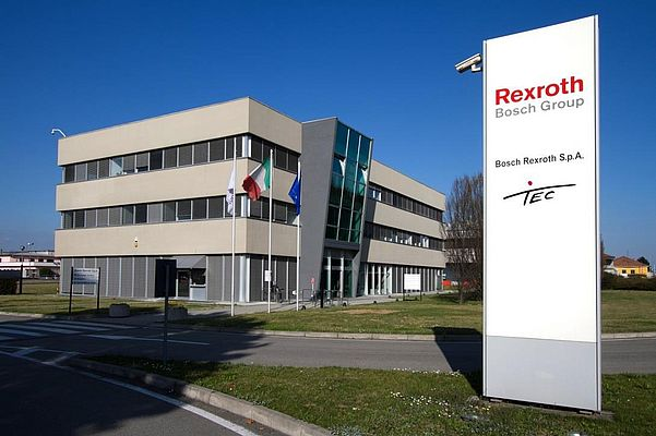 Nasce l'Innovation Lab & Customer Center di Bosch Rexroth