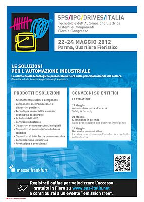 Fiera internazionale SPS/IPC Drives/Italia