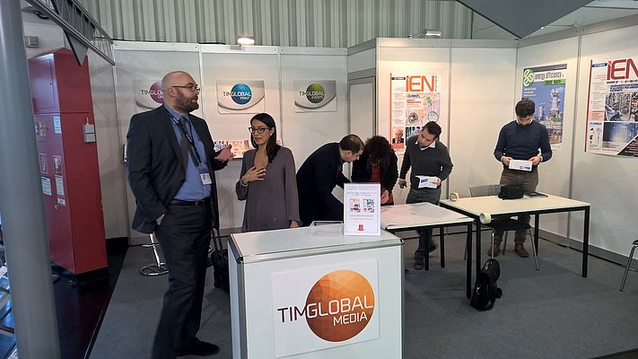 TIMGlobal Media a SPS IPC Drives 2015