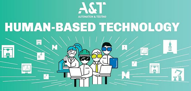 A&T 2019: Human Based Technology