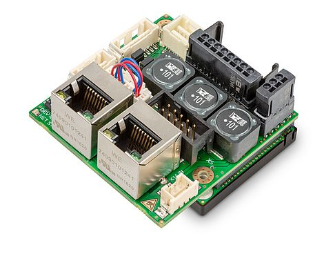 Il nuovo EPOS4 Compact 24/1.5 EtherCAT ©maxon motor ag