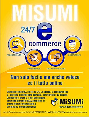 Catalogo on-line di componenti standard