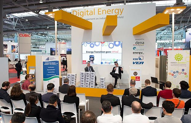 Digital Energy a HANNOVER MESSE 2019