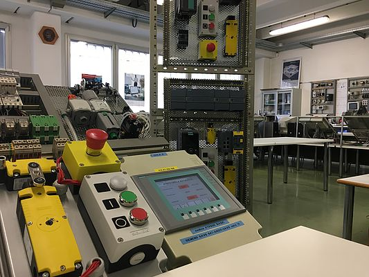 Laboratorio Safety di Siemens SCE