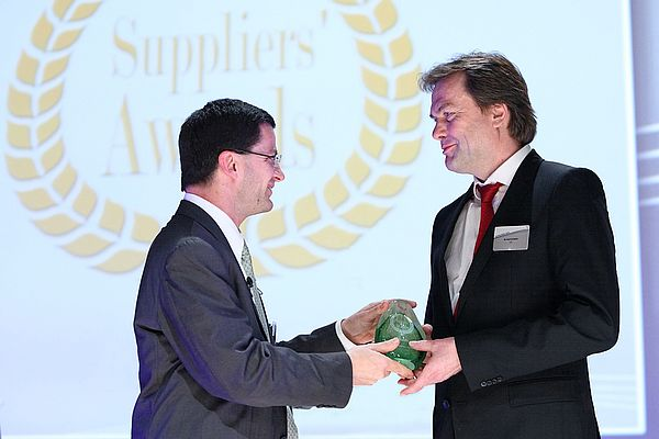 "NSK si aggiudica il prestigioso ""Supplier Award for Quality"""