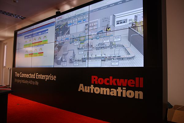 Aperto il primo Customer Center di Rockwell Automation in EMEA