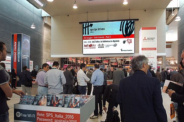 TIMGlobal Media a SPS IPC Drives Italia