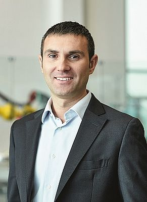 Andrea Scammacca, Head of European Supply Chain di FANUC Europe Corporation