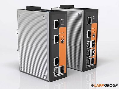 Switch industriali Lapp ETHERLINE® ACCESS