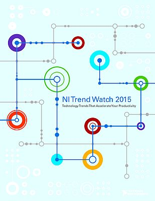 NI Trend Watch 2015 per l'IoT