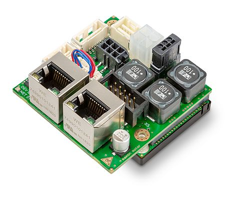 Il nuovo EPOS4 Compact 50/5 EtherCAT ©maxon motor ag