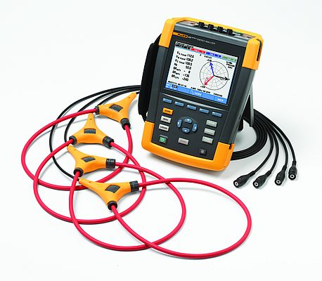 Analizzatori Power Quality Fluke Serie 430