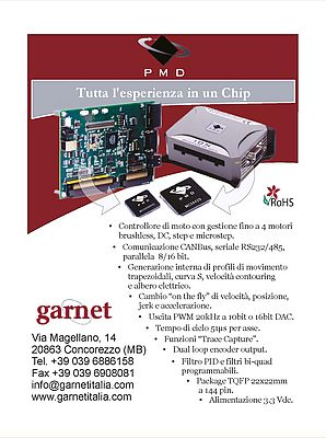 Chip mono e multi-asse