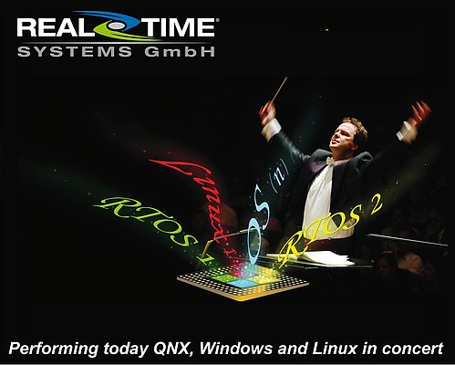 Collaborazione QNX e Real-Time Systems