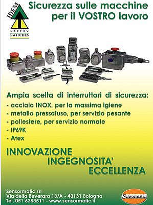 Interrutttori di sicurezza