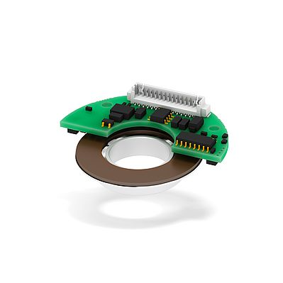 SMAR1 encoder modulare off-axis ultra-piatto